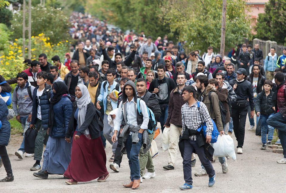 Asylsuchende 2015