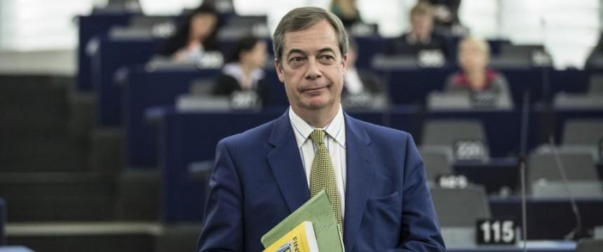 Wegen neuem Kurs: Nigel Farage verläßt UKIP