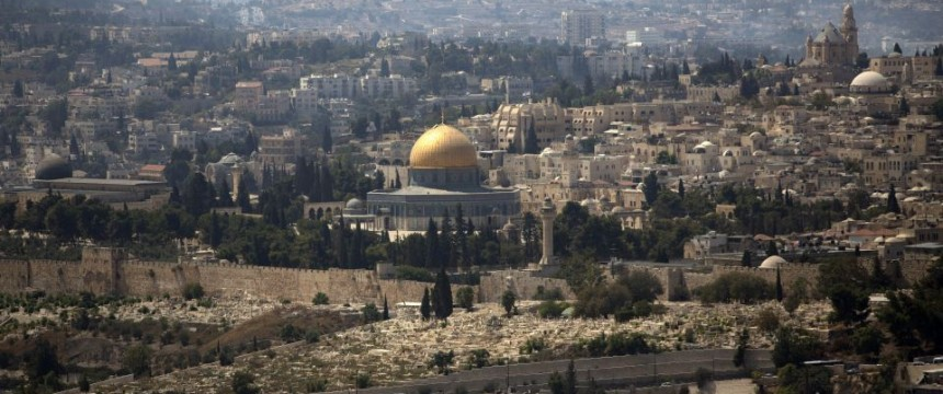 Merkel soll Kampagne gegen Jerusalem als Hauptstadt Israels geführt haben