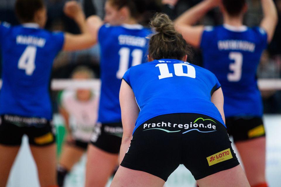 Volleyballerinnen Werberat