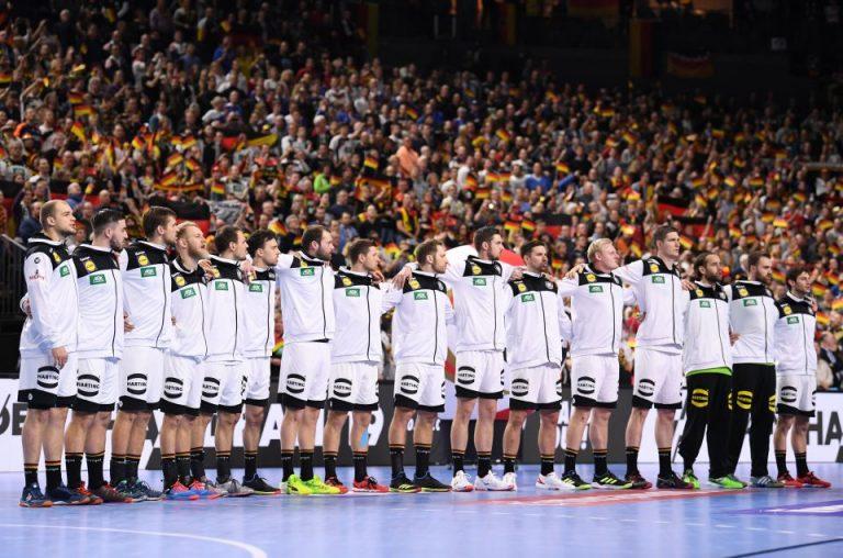 Deutsche Handballmannschaft