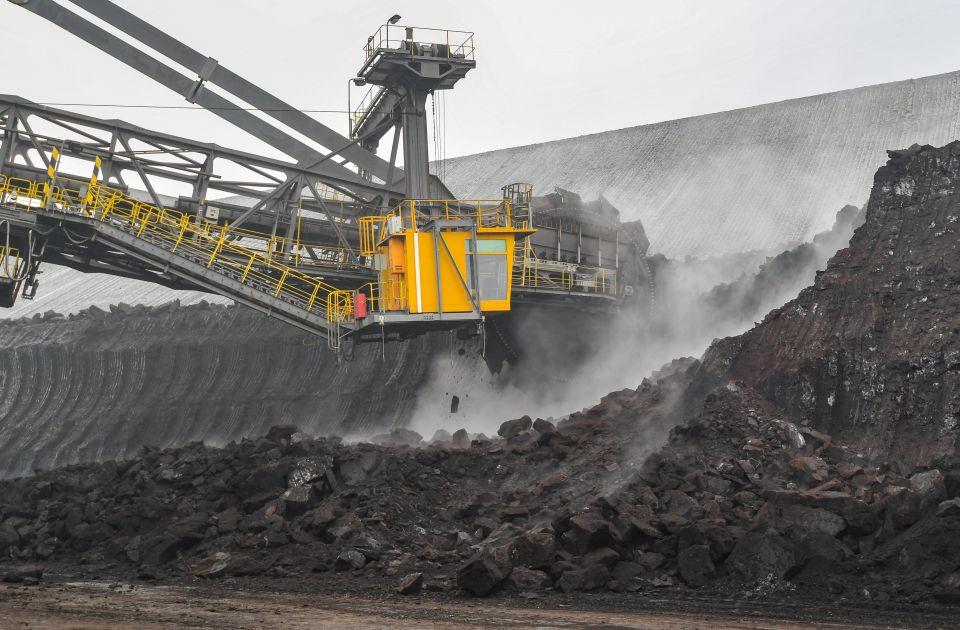 Kohleabbau in der Lausitz