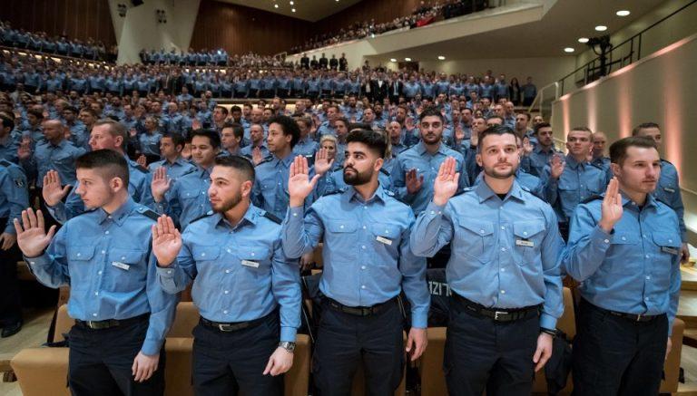 Polizeianwärter