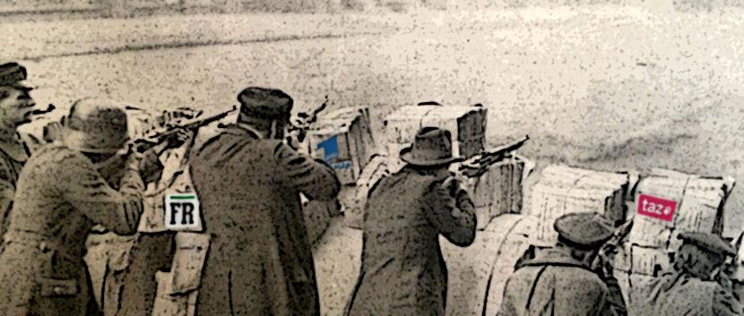 Kämpfe im Berliner Zeitungsviertel 1919