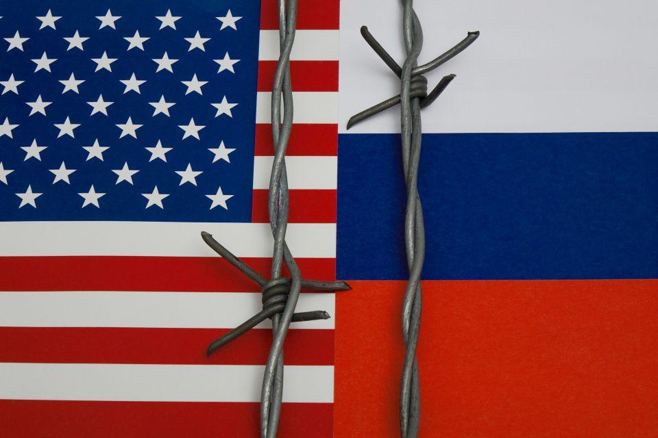 USA Rußland