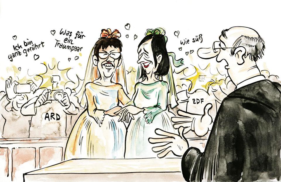 Karikatur der Woche