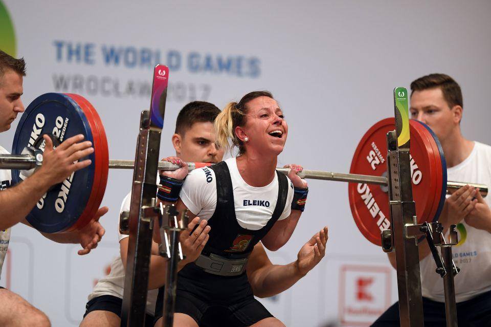 Powerlifting World Championships