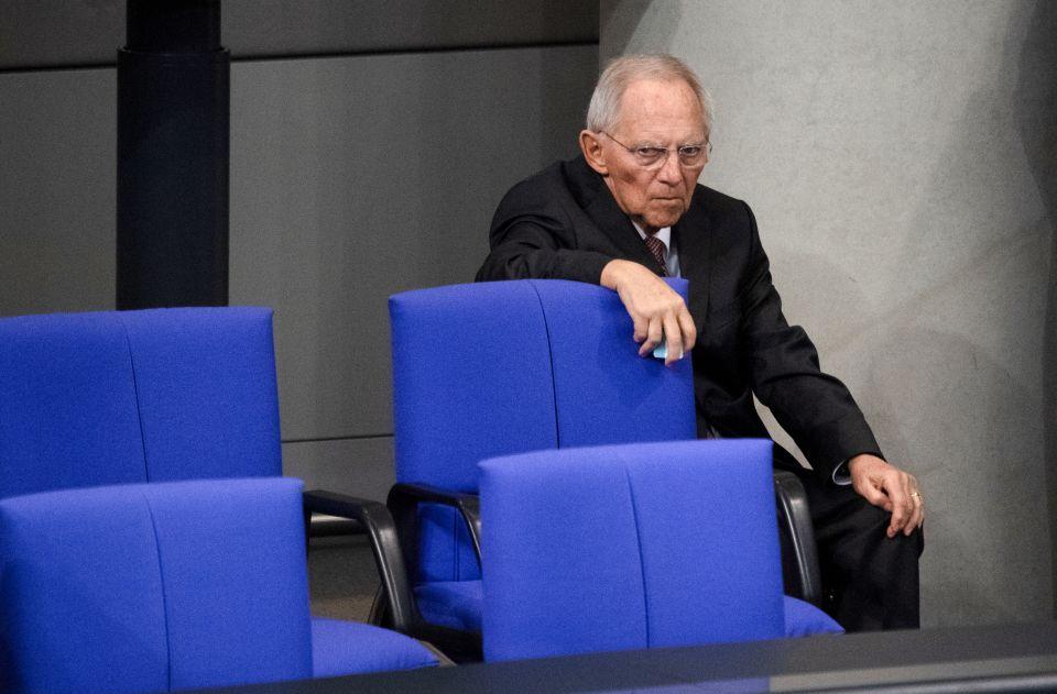 Schäuble: Corona als große Chance für Europa