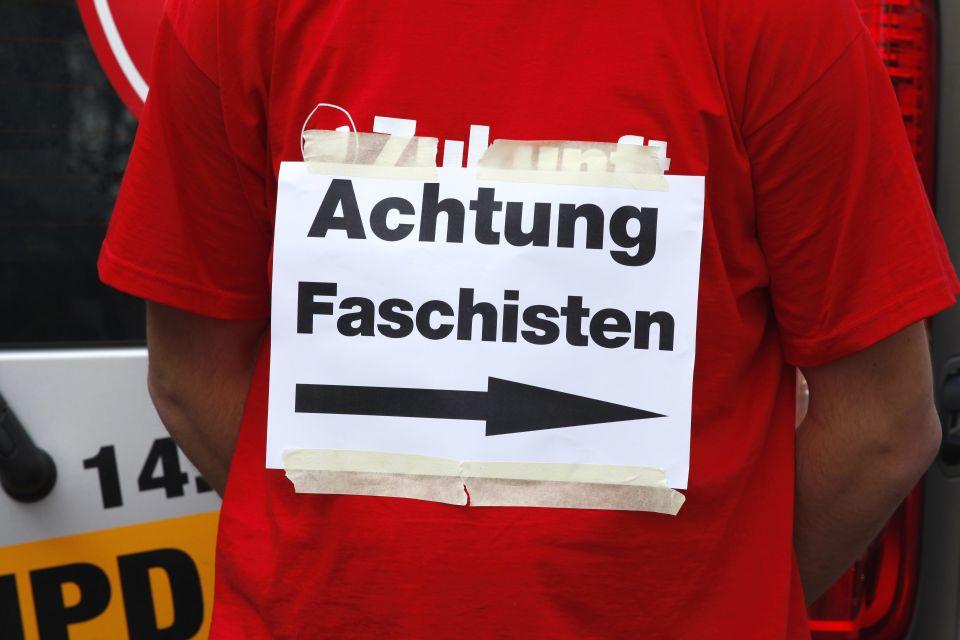 Achtung Faschisten