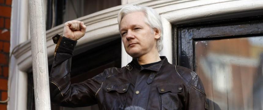 Assange Verhaftet