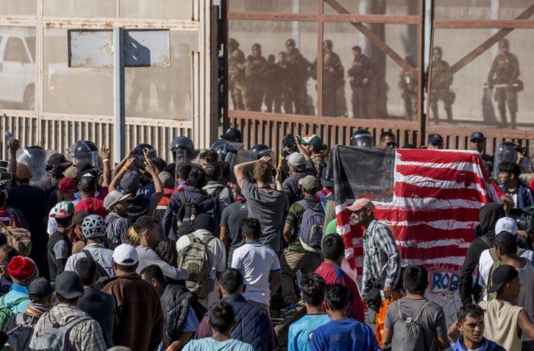 Migranten USA