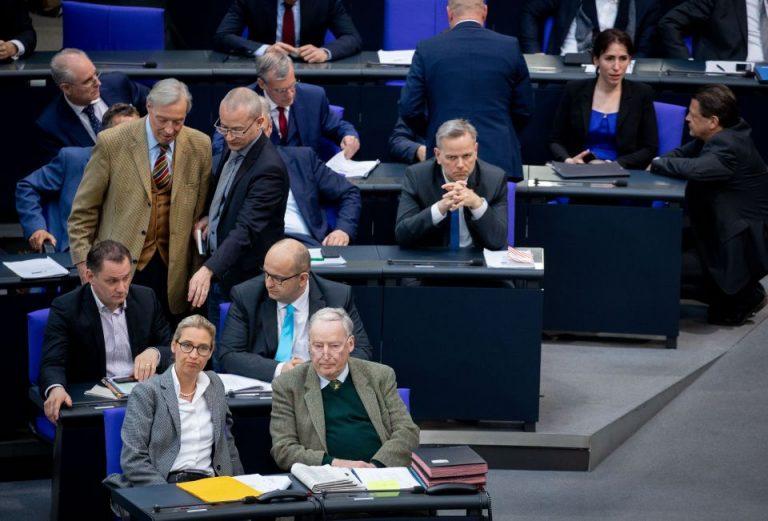 AfD-Fraktion im Bundestag