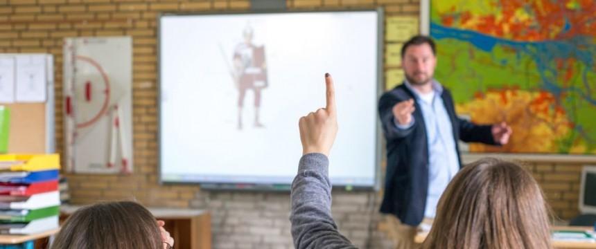 Über 50 Schulen betroffen: Lehrer dürfen keine AfD-Mitglieder sein