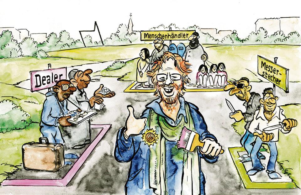 Karikatur der Woche 21/19