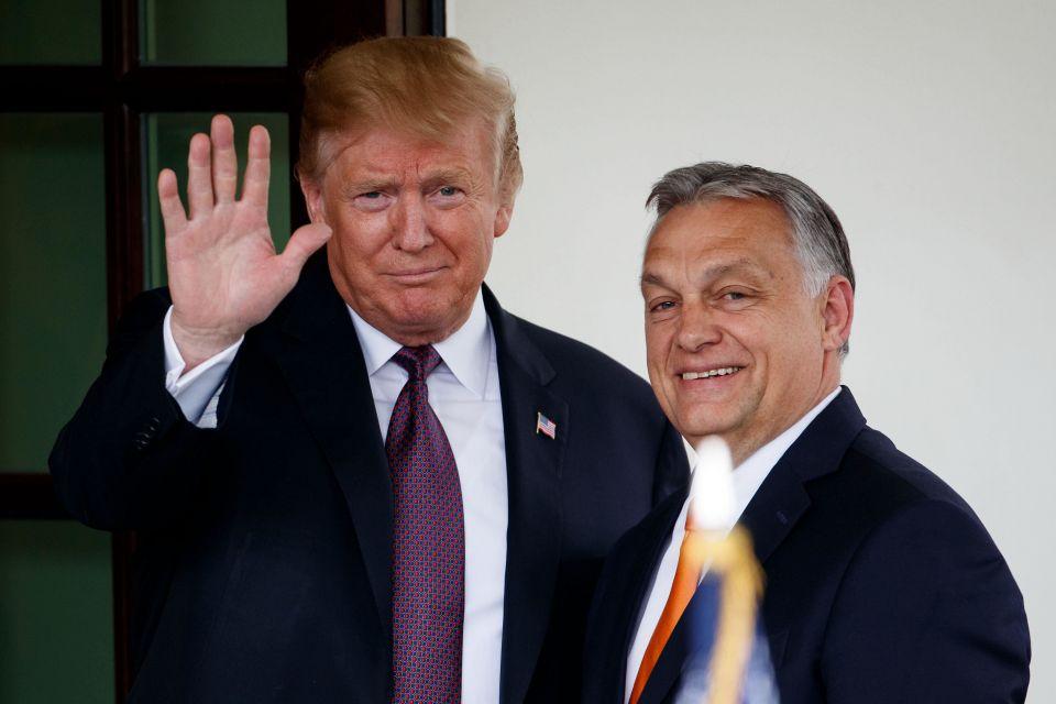 Trump: Orban