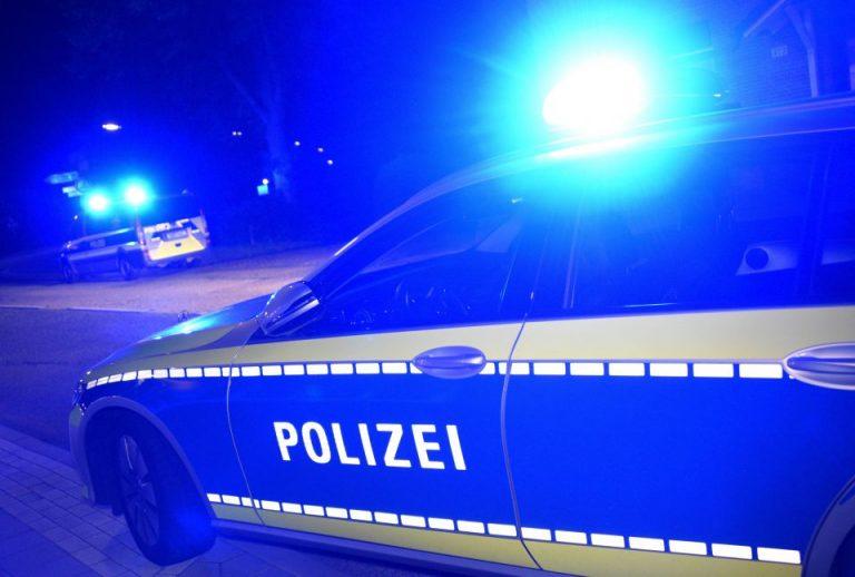 Polizei im Einsatz (Symbolbild) Foto: picture alliance/dpa
