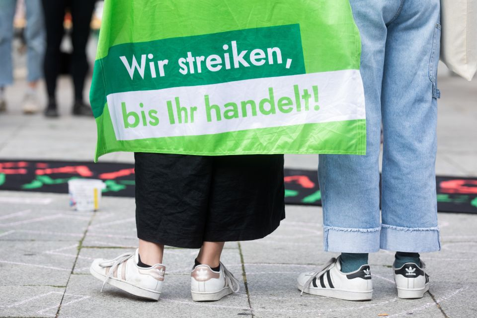 """Fridays for Future"" Köln"