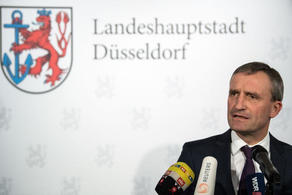 Thomas Geisel SPD