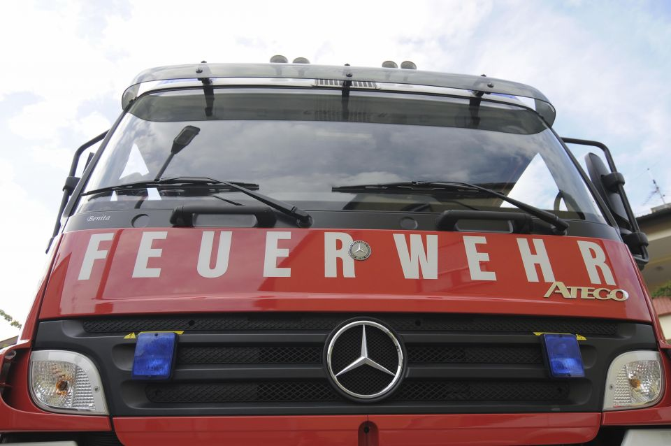 Feuerwehrwagen (Symbolbild) Foto: picture alliance/imageBROKER