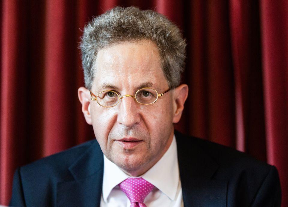 Soll aus der CDU gedrängt werden: Ex-Verfassungsschutzpräsident Hans-Georg Maaßen Foto: picture alliance/Robert Michael/dpa-Zentralbild/dpa