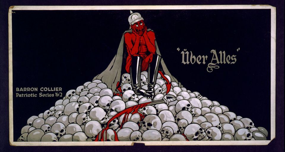 Propaganda Erster Weltkrieg