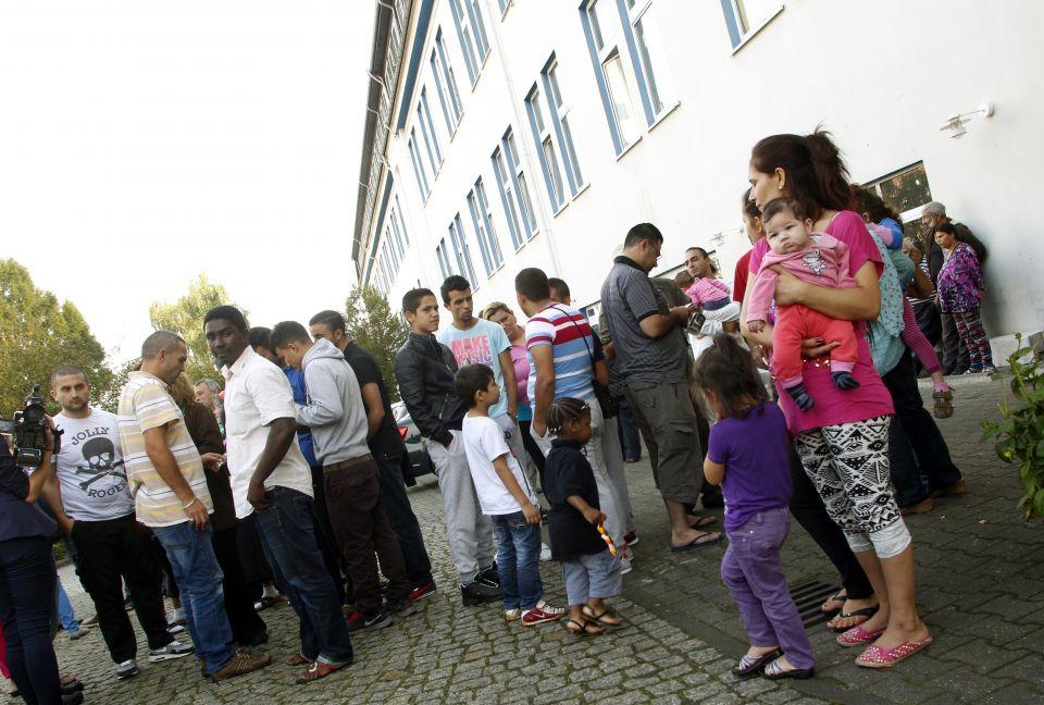 Flüchtlinge NRW