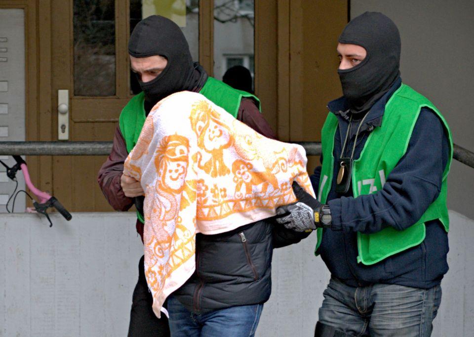 Razzia Islamisten