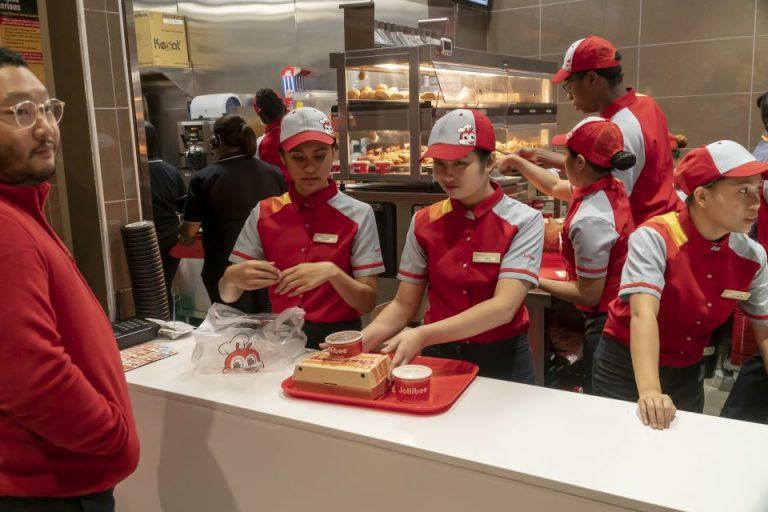 Philippinisches Fast-Food