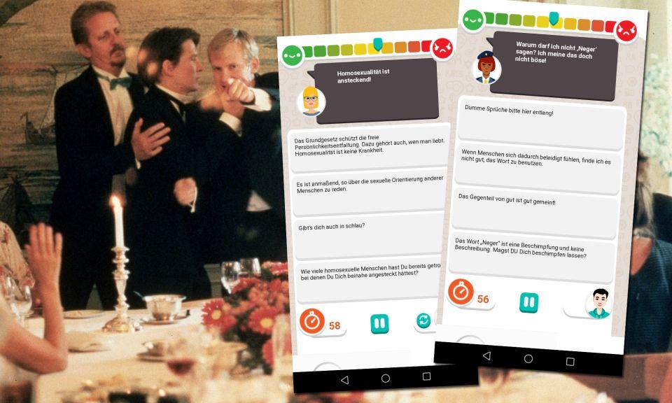 """KonterBUNT""-App"