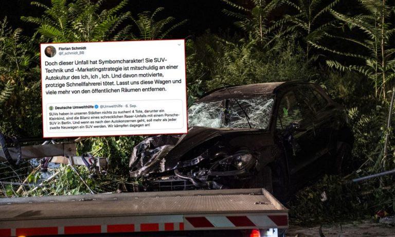 Unfall in Berlin