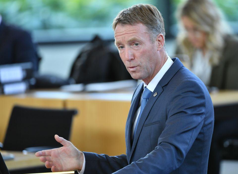 Raymond Walk (CDU)