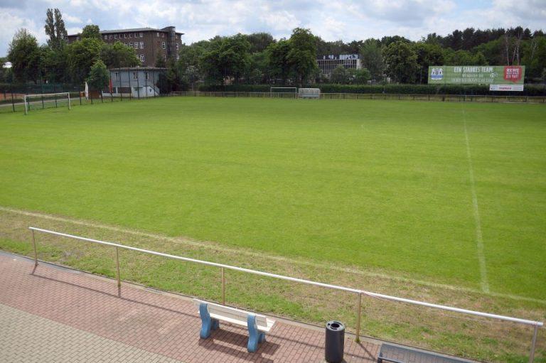 Fußballplatz Berlin