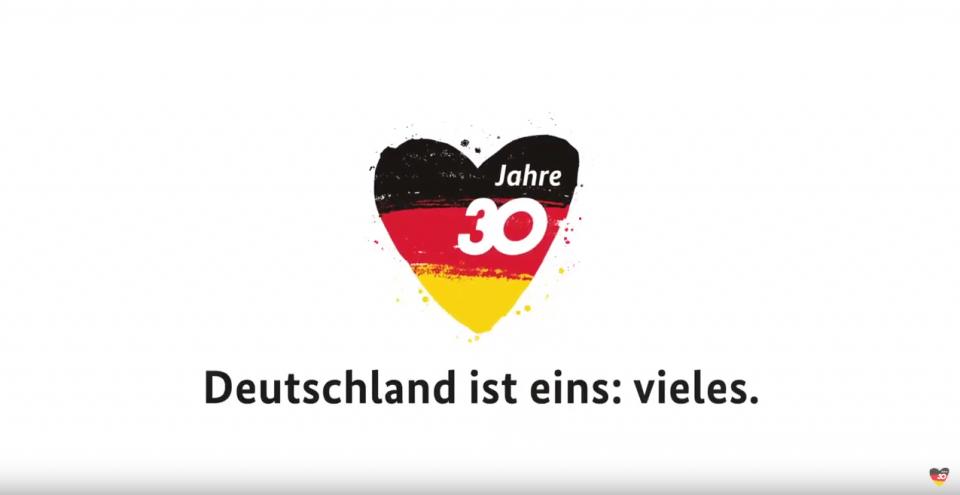Deutschland ist eins