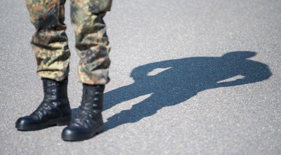 Bundeswehr-Soldat (Archivbild)