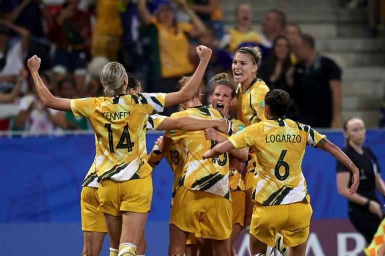 Frauenfußball Australien
