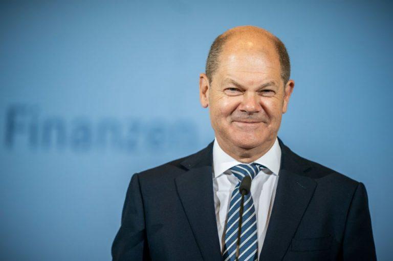 Bundesfinanzminister Olaf Scholz (SPD)