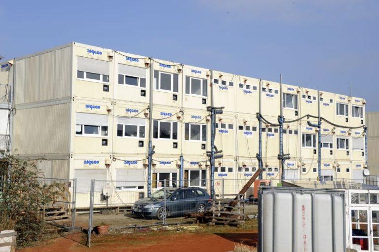 Containerwohnungen in Köln