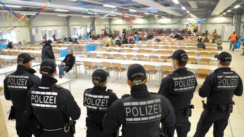Asylunterkunft Ellwangen
