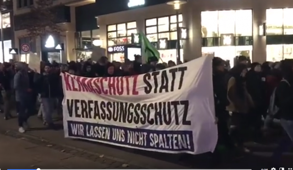 Demo Hamburg