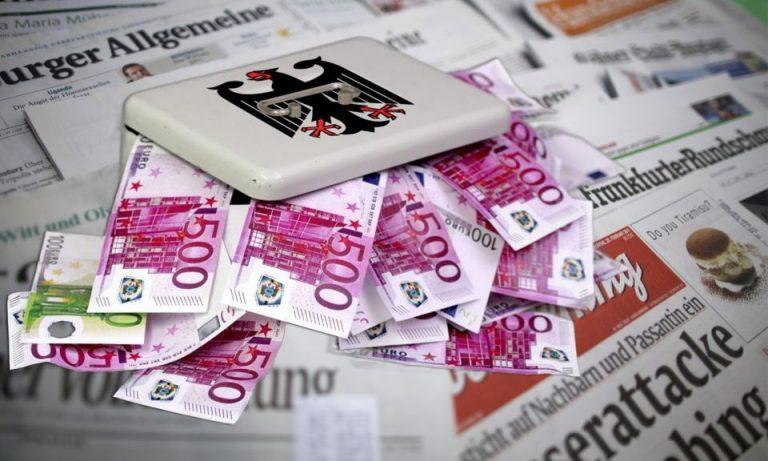 Geldsegen