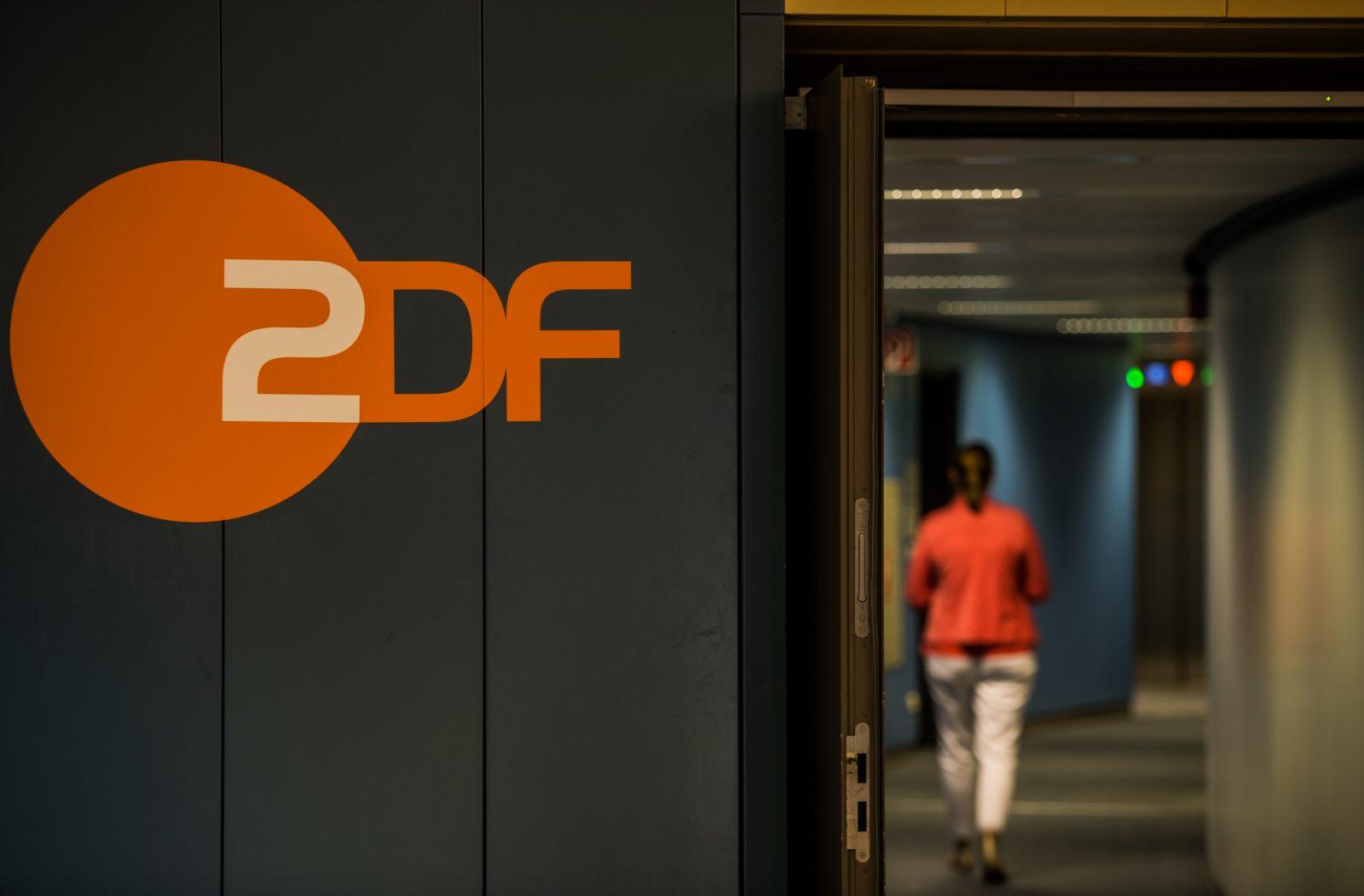 ZDF-Sendegebäube