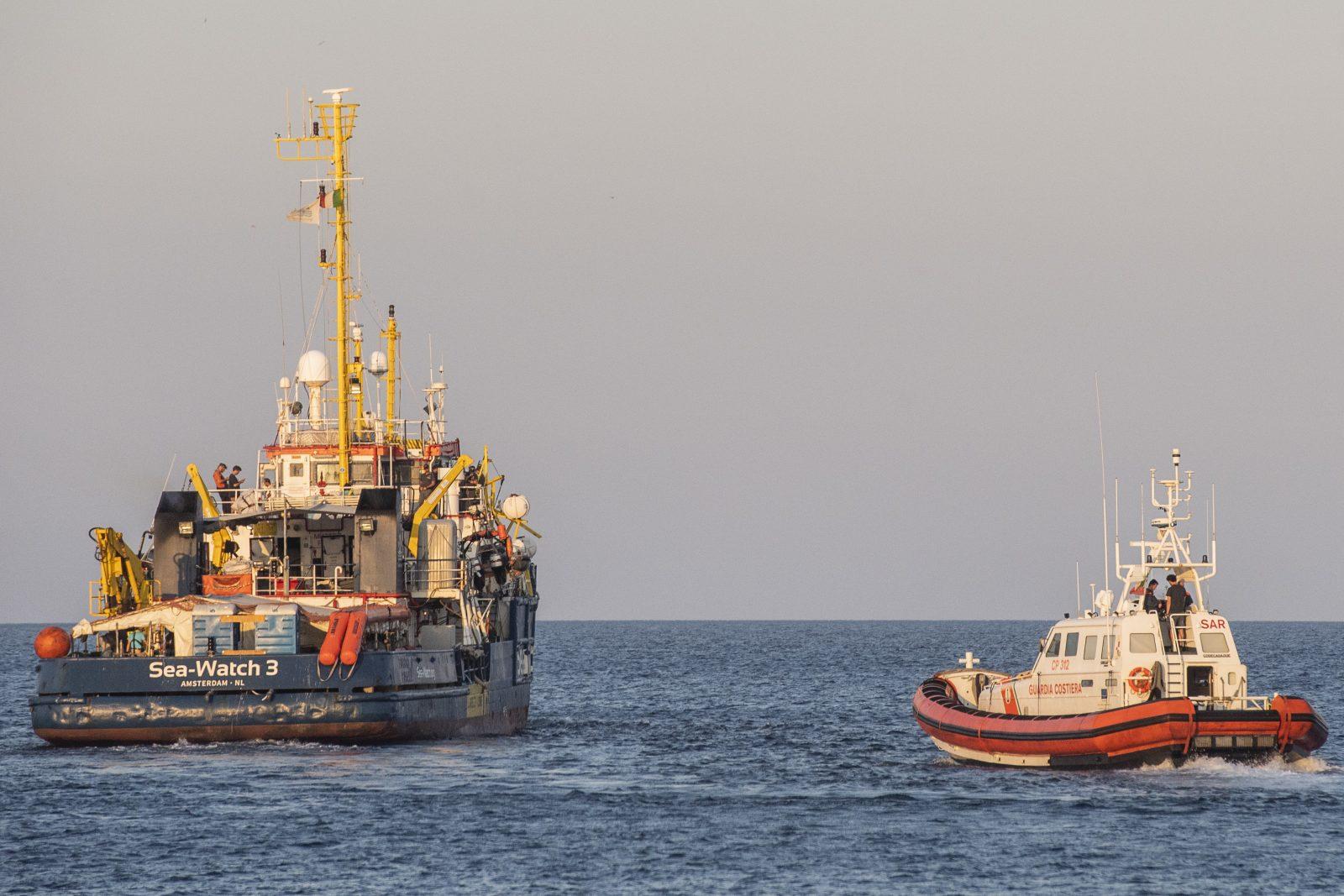 Sea-Watch-Schiff