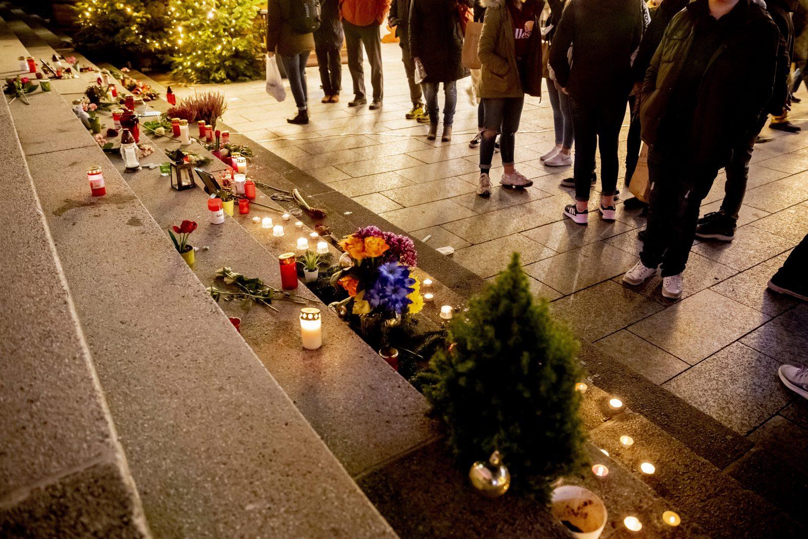 Gedenken an Terroranschlag