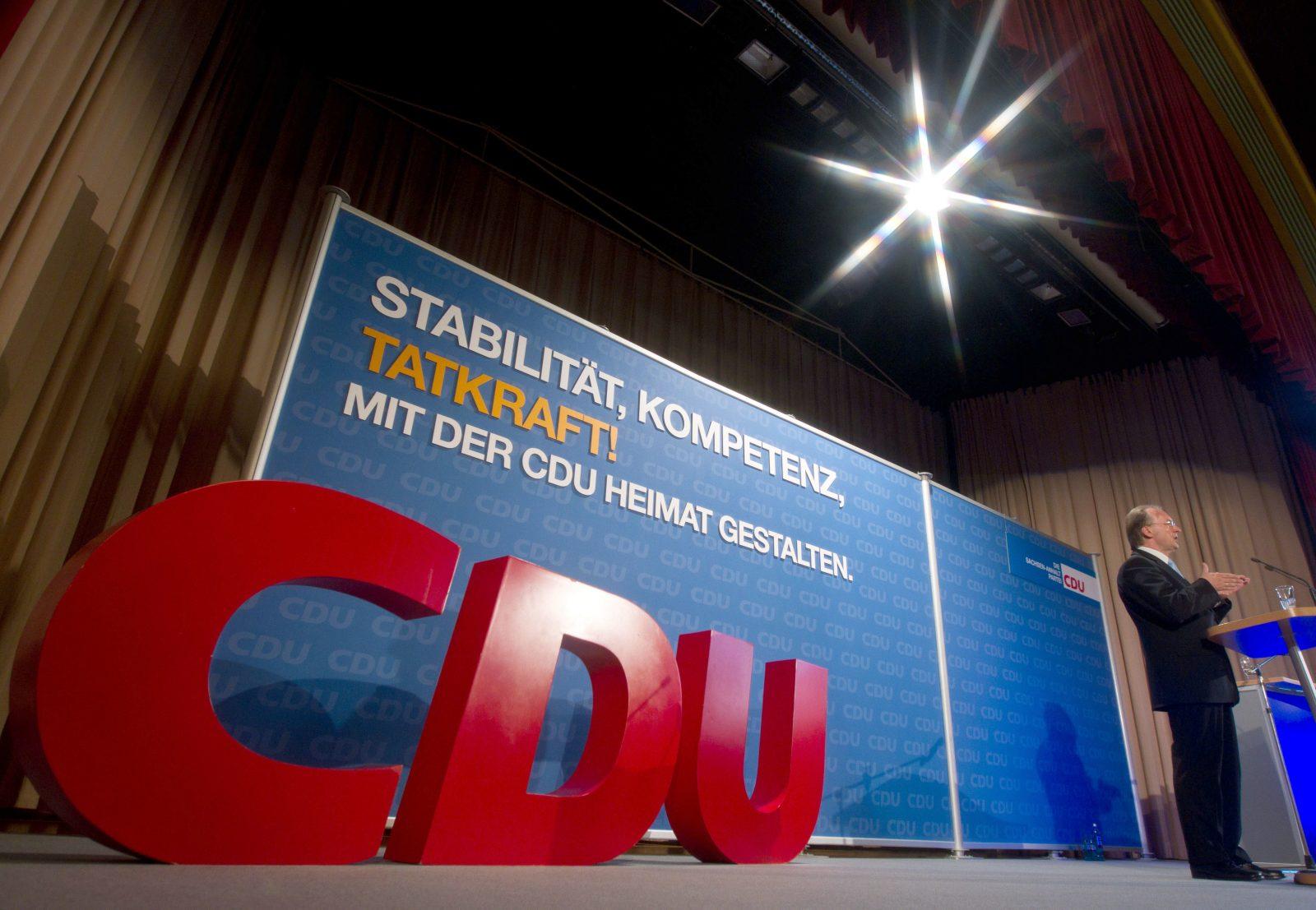 CDU Sachsen-Anhalt