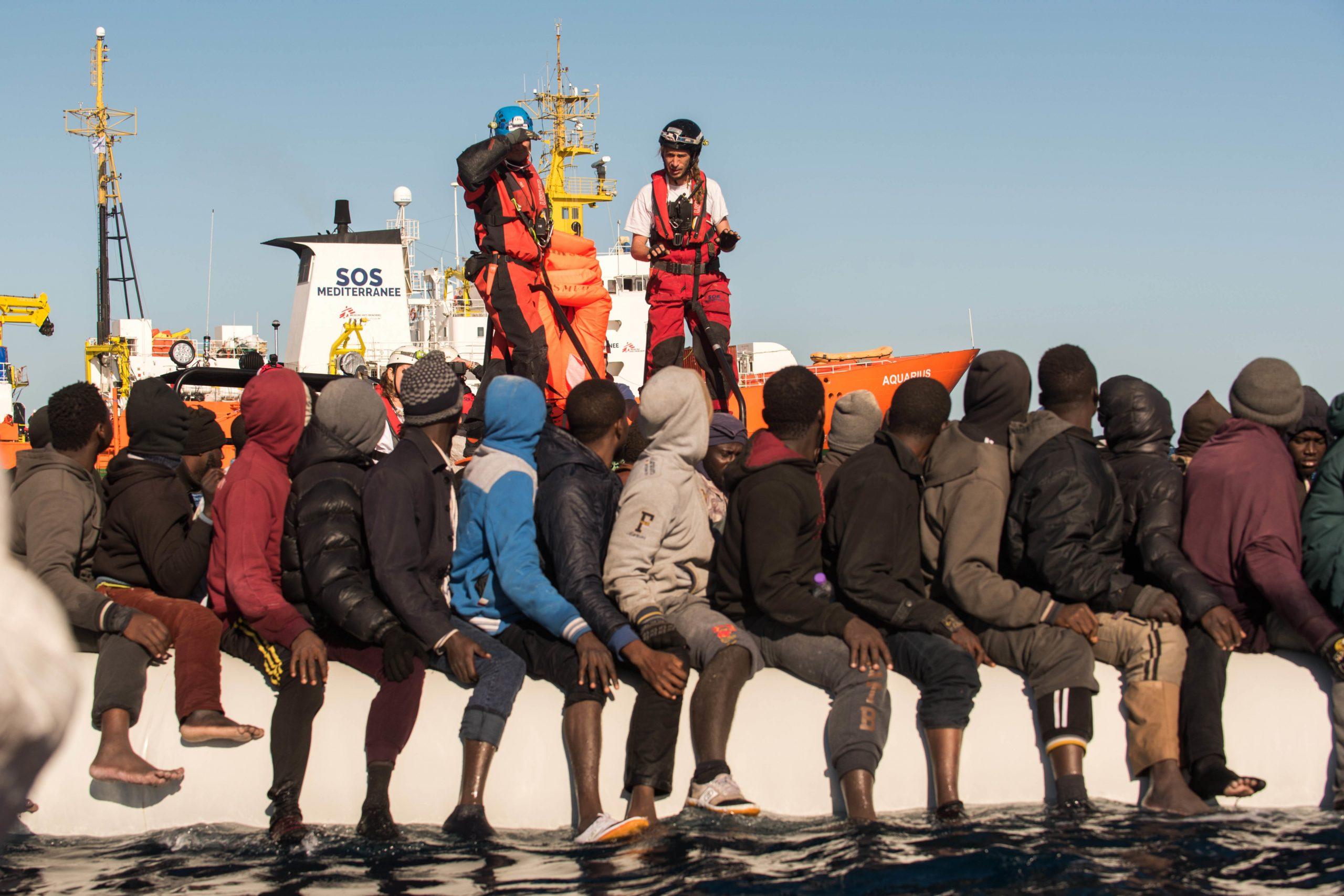 Mittelmeer-MigrationStudie: Private Flüchtlingshilfe bringt keinen Sicherheitsgewinn