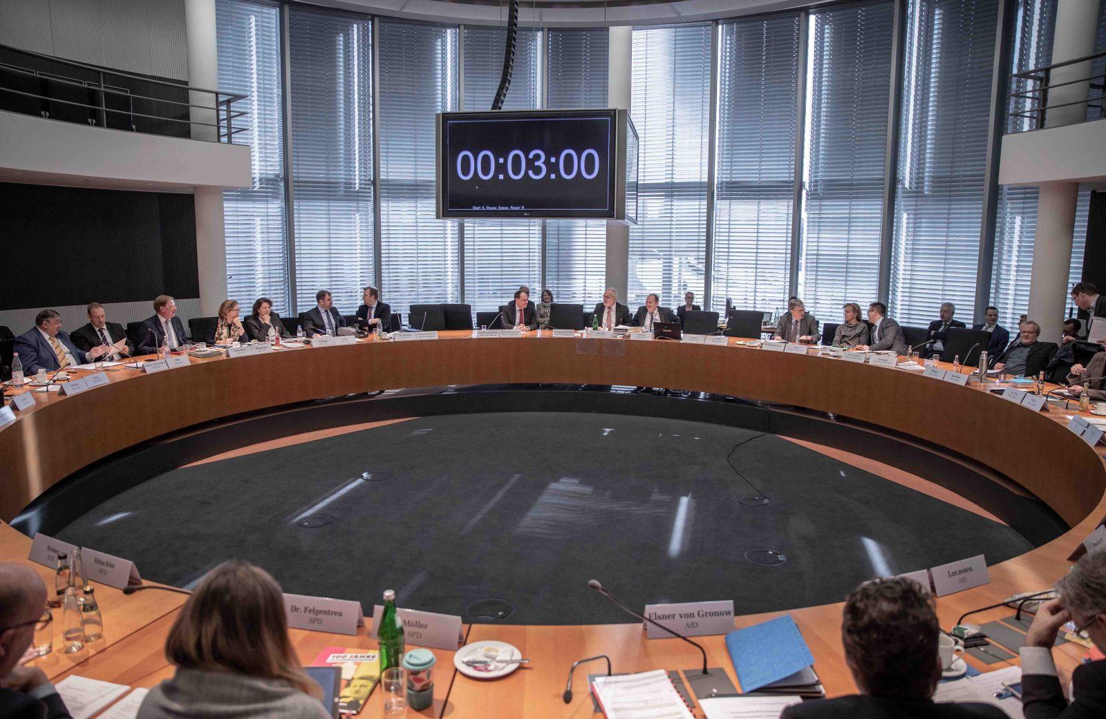 Verteidigungsausschuss