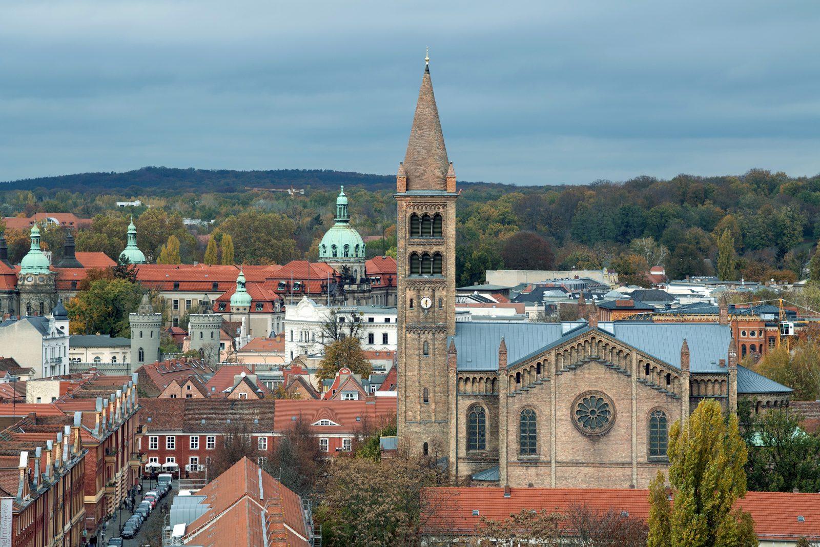 St.Peter-und-Paul-Kirche in Potsdam