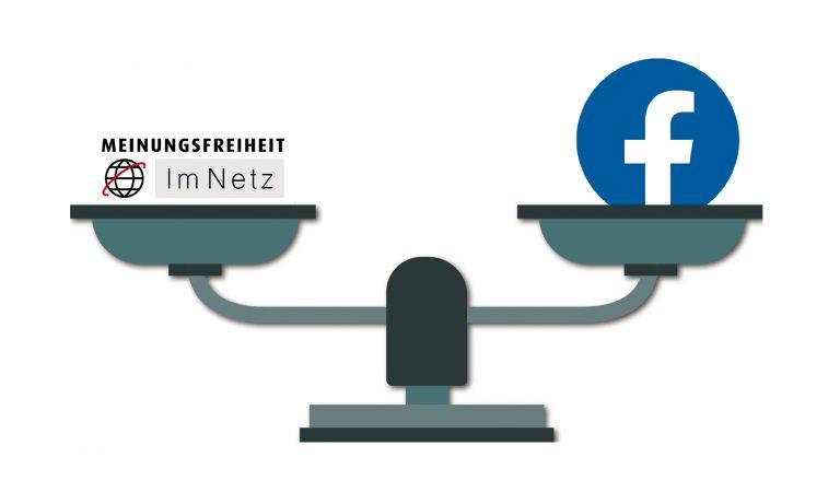 Facebook und Meinungsfreiheit
