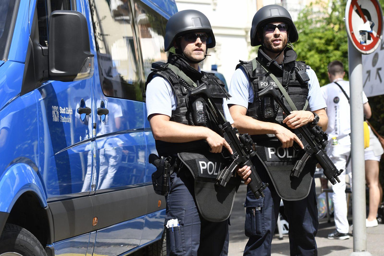Polizei Zürich