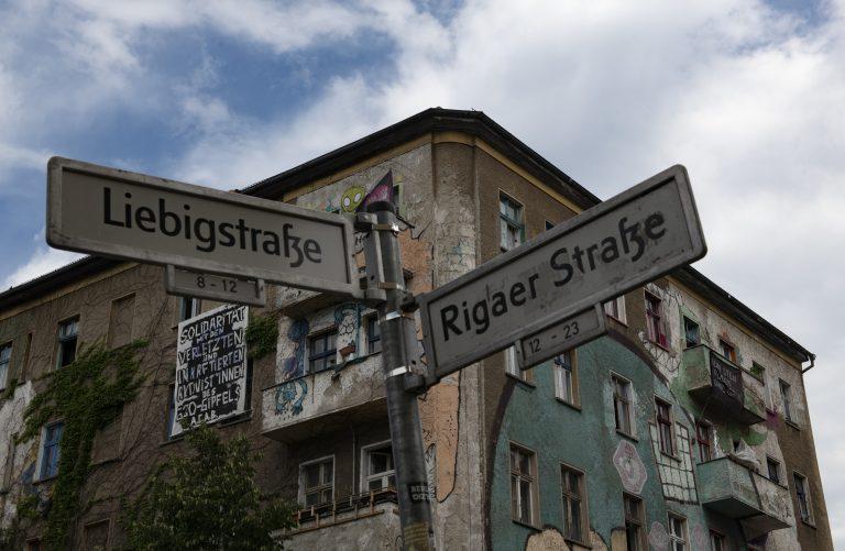 Liebigstraße